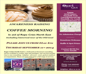 Coffee Morning - Digital Poster