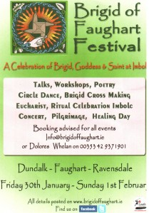 brigid of faughart festival 2015